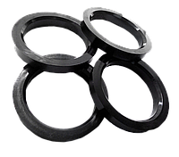 Центровочные кольца  67.1 / 56.6