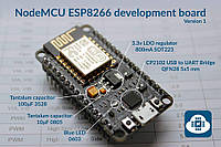 WiFi модуль ESP8266 NodeMcu Lua v3 CH340