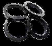 Центровочные кольца  74.1 / 52.6