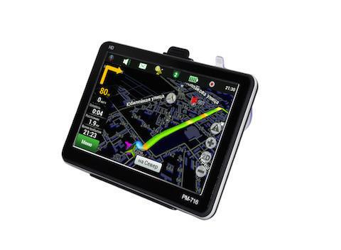GPS навігатор Pioneer android 716 (512 ОЗУ/8 ПЗУ)