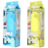 Внешний аккумулятор PowerBank Remax RPP-28 Milk 5500+5500 mAh (2 вида)