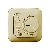 """Терморегулятор РТ """"Roomstat 110""""(НК) (кремовий) Теплолюкс"""
