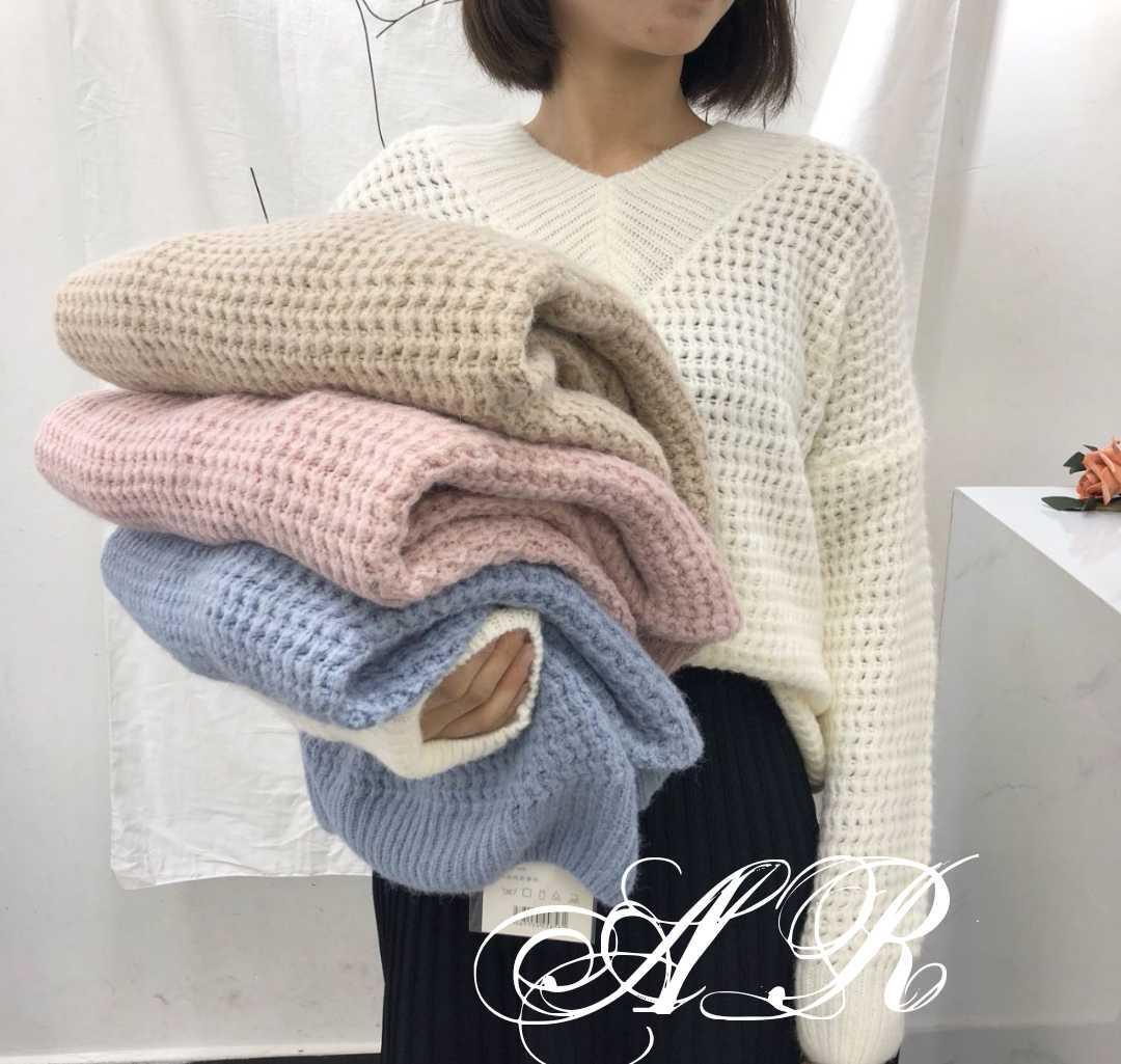 57781ed3f9e4 ЗИМА 2019! Мягкий и тёплый, женский свитер оригинальной, ажурной вязки  РАЗНЫЕ ЦВЕТА