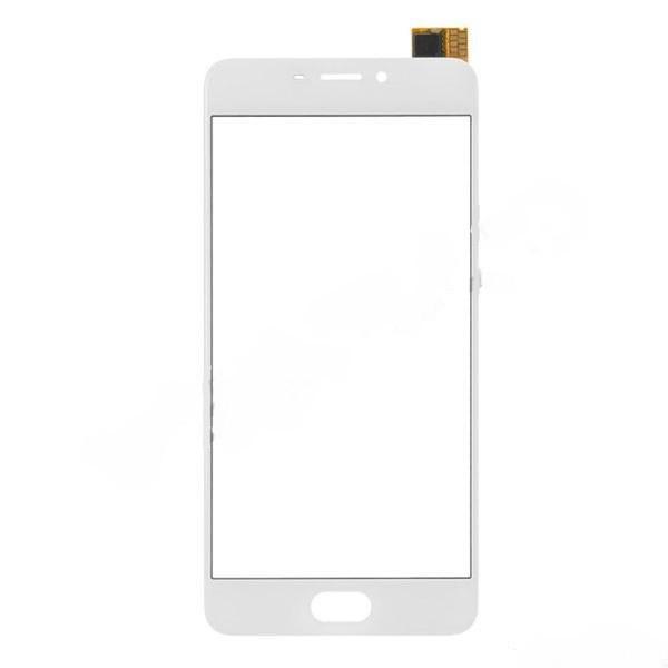 Сенсорный экран для смартфона Meizu M6, тачскрин белый