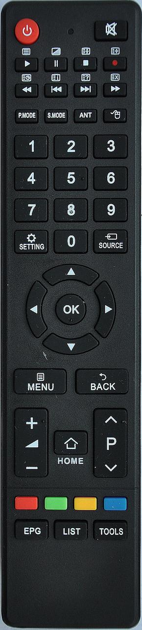 Пульт от телевизора BRAVIS. Модель UHD-43G7000