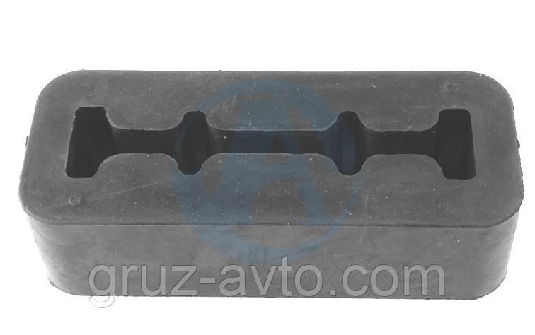 Подушка поддерживающей опоры КПП Камаз 5320-1001179
