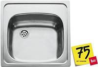 Мойка кухонная TEKA E 50 1C 465x465