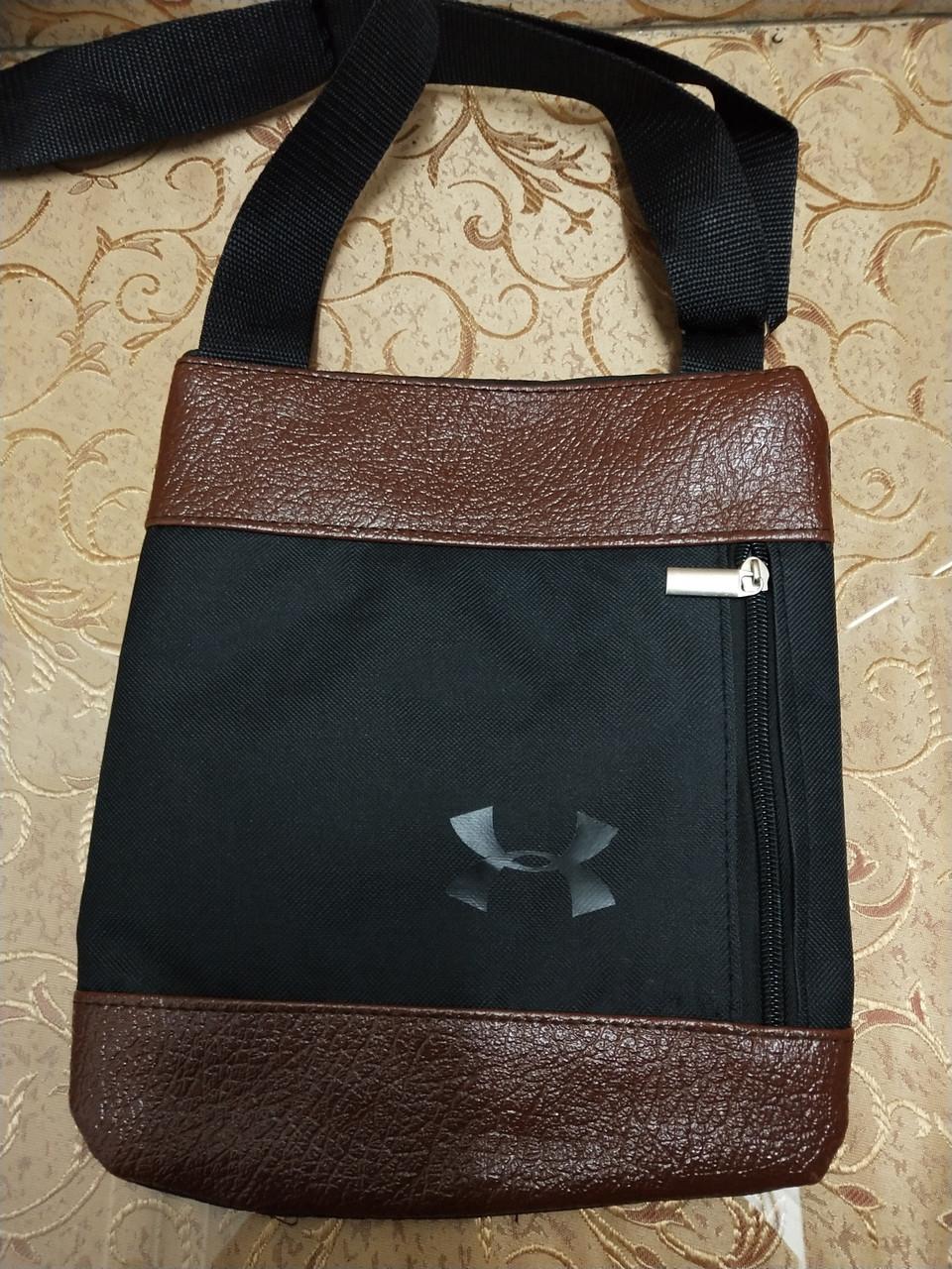 Барсетка сумка UNDER ARMOUR для через плечо спортивные (только ОПТ)