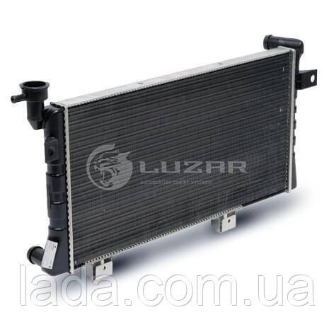 Радиатор охлаждения Luzar   ВАЗ 21214 NIVA (URBAN)
