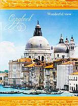 Канцелярская книга A4 96 листов офсет цветная обложка