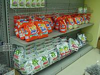 Стеллажи для магазинов бытовой химии. Стеллаж WIKO. Торговое оборудование ВИКО Киев