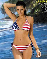 7778c328236c7 Купальник американский флаг в Украине. Сравнить цены, купить ...