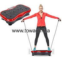 Платформа вибрационная массажер 150 кг. 10 программ, фото 1