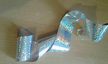 Фольга для дизайна ногтей в баночке 1,2м