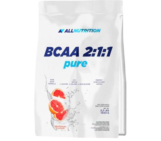 BCAA All Nutrition BCAA 2:1:1 1 kg black currant