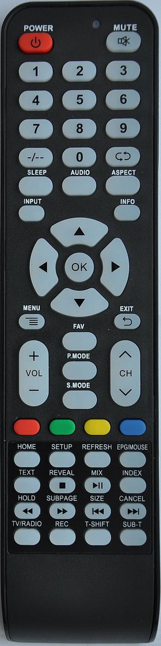 Пульт от телевизора ERGO 43CU6500AK