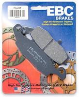 Тормозные колодки для мотоциклов Kawasaki и Suzuki EBC FA231