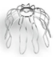 Паук для воронки Zambelli (Замбели) сталь 280/80, фото 1