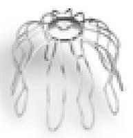 Паук для воронки Zambelli (Замбели) сталь 280/80