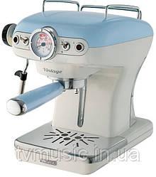 Рожковая кофеварка эспрессо Ariete 1389 BL