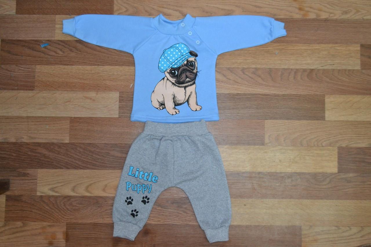 9ea9e79902061 Детская пижама с начесом и качественным принтом Енот 20-24 р, детские  теплые пижамы
