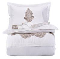 Комплект постельного белья Karaca Home Privat сатин Alessia bakir