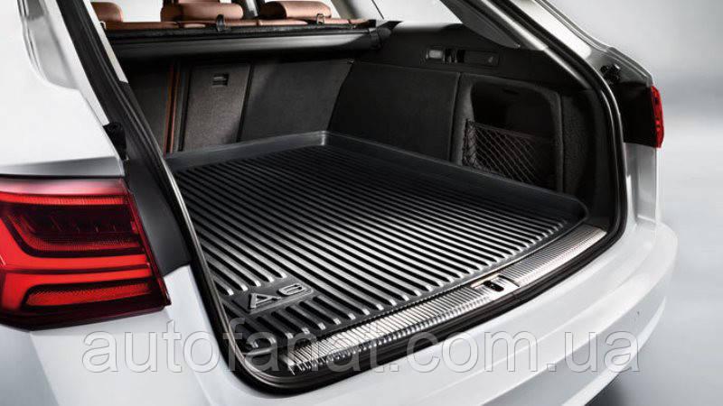 Оригінальний килимок в багажник Audi A6 (C7) Седан (4G5061180)
