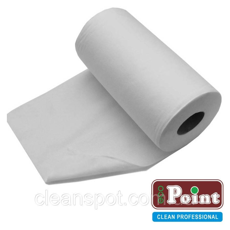 Нетканый протирочный материал Eco Point 150м целлюлоза вискоза 30см