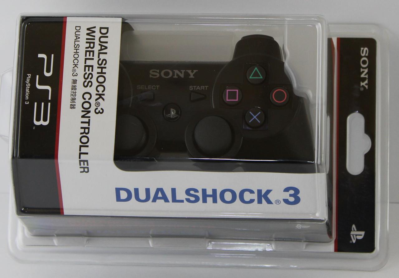 Беспроводной джойстик для PS 3 оригинал