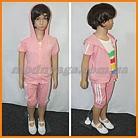 Детские летние спортивные костюмы adidas