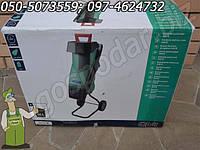 Новая фирменная Веткодробилка электрическая CMI, измельчитель веток садовый