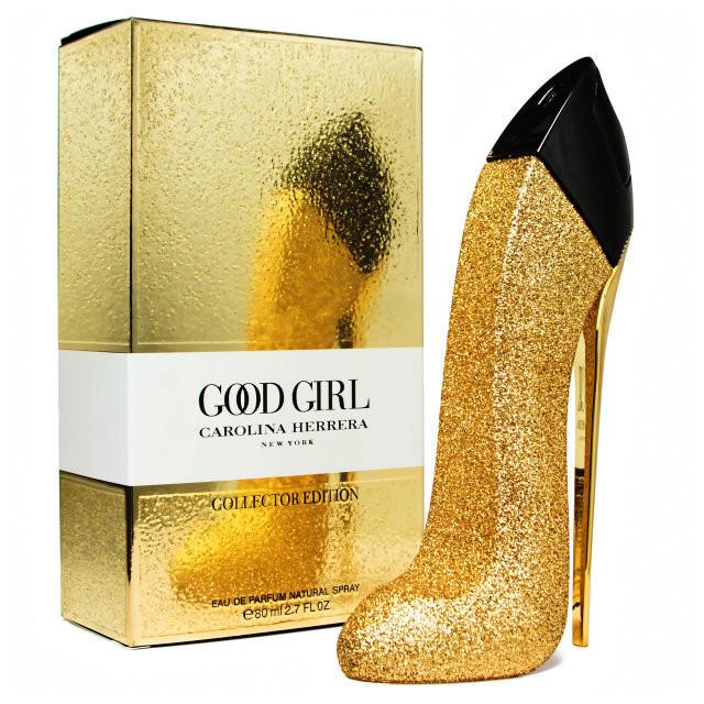 женские духи Carolina Herrera Good Girl Gold Edition Edp 80ml цена