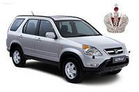 Автостекло, лобовое стекло на HONDA (Хонда) CRV (2002 - 2006)