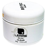 Гель для наращивания ногтей  «Lemme Clear» 50 гр. (Прозрачный)
