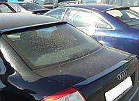 Козырек заднего стекла ( бленда, спойлер ) Audi A4 B6 седан 2000-2004 г.в. , фото 1
