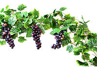 Лиана искусственная виноградная