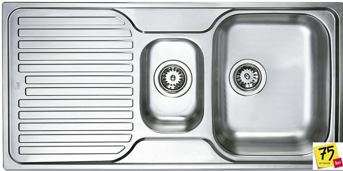 Кухонная мойка TEKA  Princess 1 1/2C 1E MTX