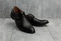 Мужские кожаные туфли Slat 1800 коричневые топ реплика