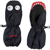 Перчатки Kombi ANIMAL FARM Spooky the Shark черный размер S