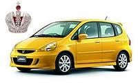 Автостекло, лобовое стекло на HONDA (Хонда) JAZZ / Fit (2001 - 2008)