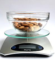 Весы кухонные электронные для продуктов Kamille КМ 7104