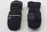 Перчатки Kombi BRIX FINGERMITT Black размер L