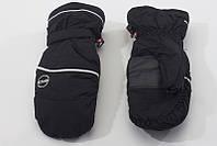 Перчатки Kombi BRIX FINGERMITT Black размер S
