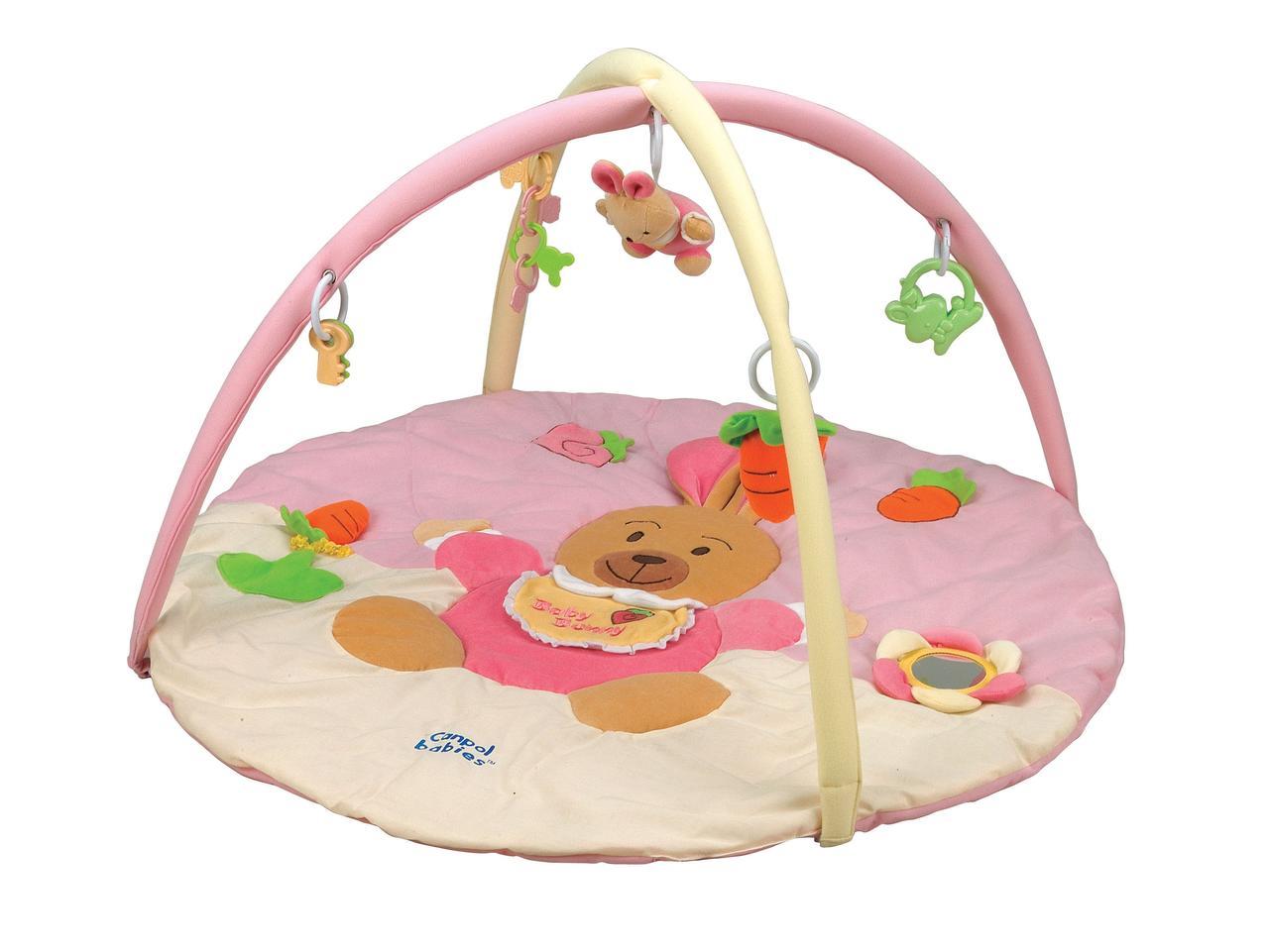 Развивающий коврик Кролик ТМ Canpol Babies