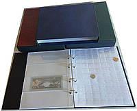 Подарочный альбом с футляром для монет и банкнот Fisсher Польша