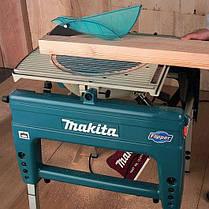 Торцовочная пила со столом Makita LF 1000 (1.65 кВт, 255 мм), фото 3