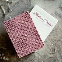 Карты игральные | Madison Dealers Red (Limited First Edition)