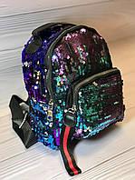 Элит рюкзак с паетками . Качество, фото 1