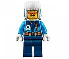 Конструктор LEGO City Арктическая экспедиция. Арктический вездеход. Оригинал Лего Сити 60192, фото 8