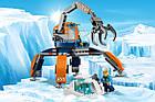 Конструктор LEGO City Арктическая экспедиция. Арктический вездеход. Оригинал Лего Сити 60192, фото 9